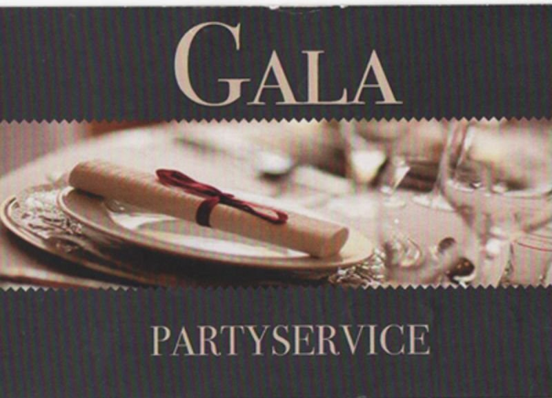 GALA Partyservice