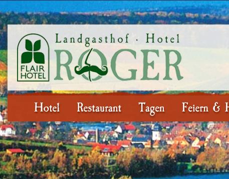 Landgasthof - Hotel - ROGER