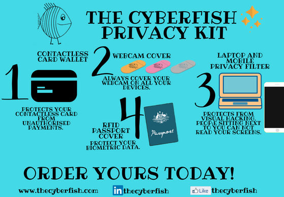 The CyberFish Privacy Pack