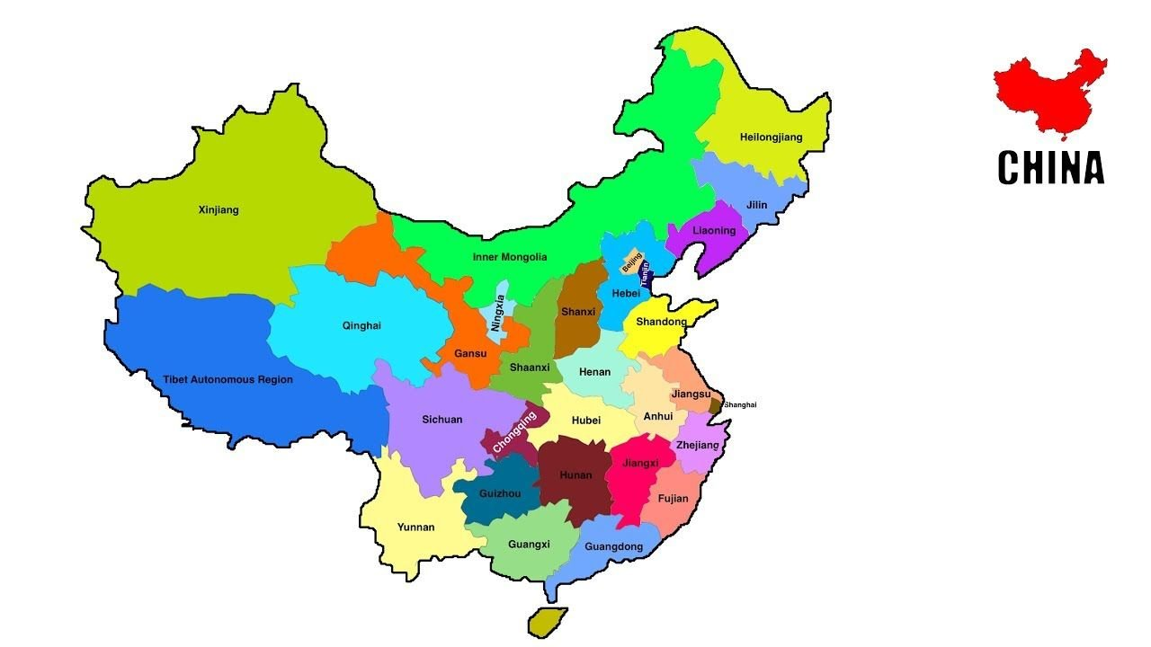 Yes - there is a lot more of China than just Shanghai