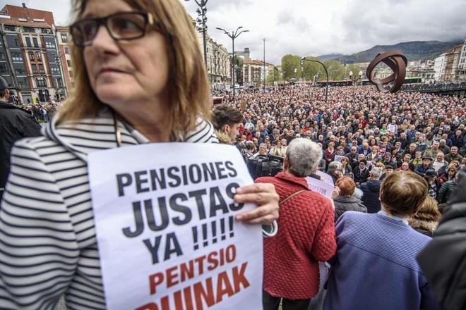 La preocupación por las pensiones repunta a su mayor nivel en 30 años