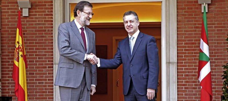 El pacto entre Rajoy y Urkullu costará 35.000 millones de euros extra a la Seguridad Social