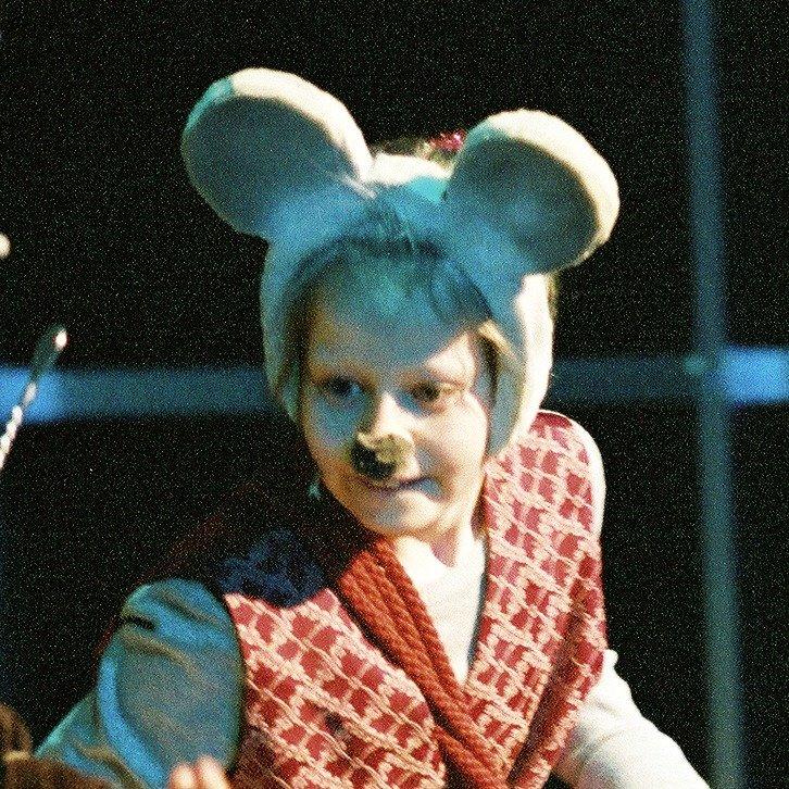 Die Feldmaus Mathilde