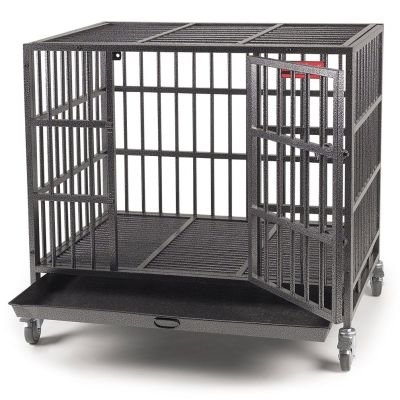 Indestructible dog crates