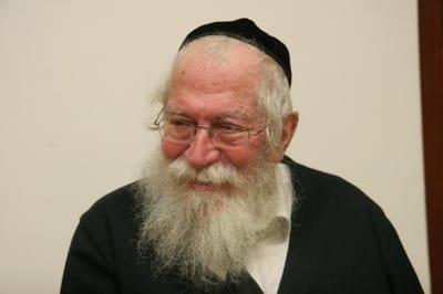 הרב זלמן נחמיה גולדברג