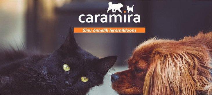 CARAMIRA - ÕNNELIKU LEMMIKLOOMA POOD