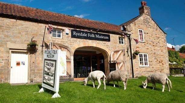 8th December Regency at Rydale Folk Museum