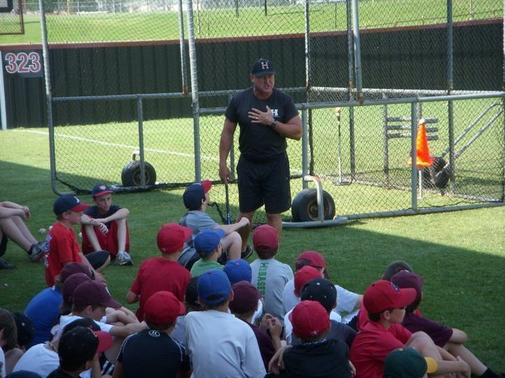Houston Mustangs Baseball Camp