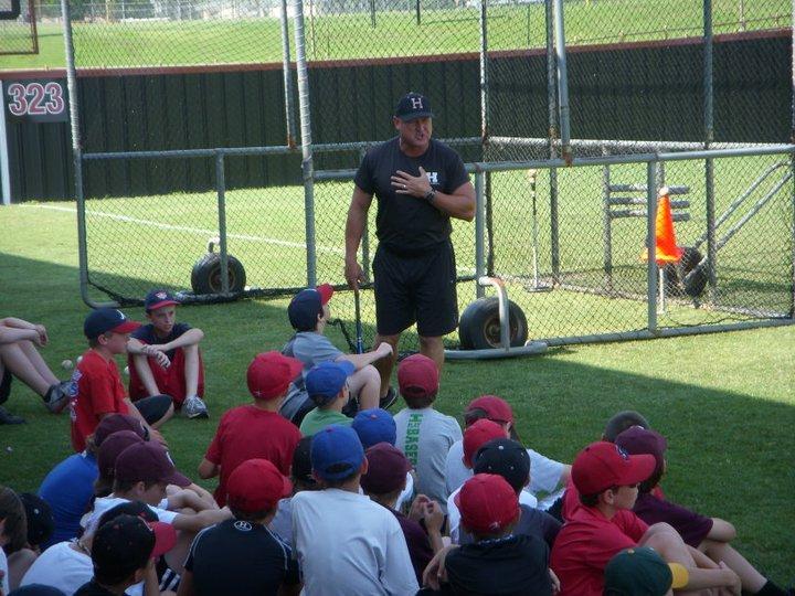 Houston Mustangs Baseball Camp