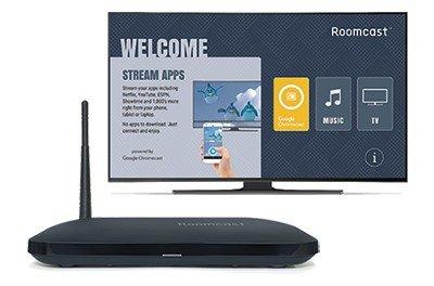 Roomcast wireless - Tourist-Power -Honeymoon trips - School