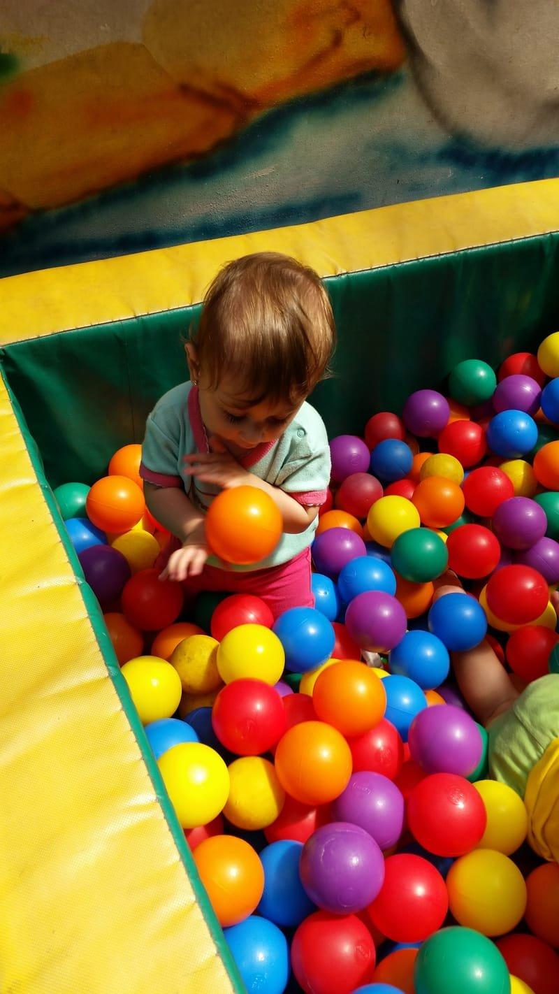 גן פעוטון לילדים מגיל 3 חודשים ועד שלש שנים