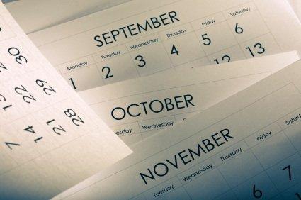 The Basic Definition of a Calendar