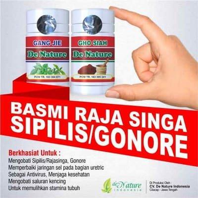Obat Sipilis Kencing Nanah Antibiotik Ampuh