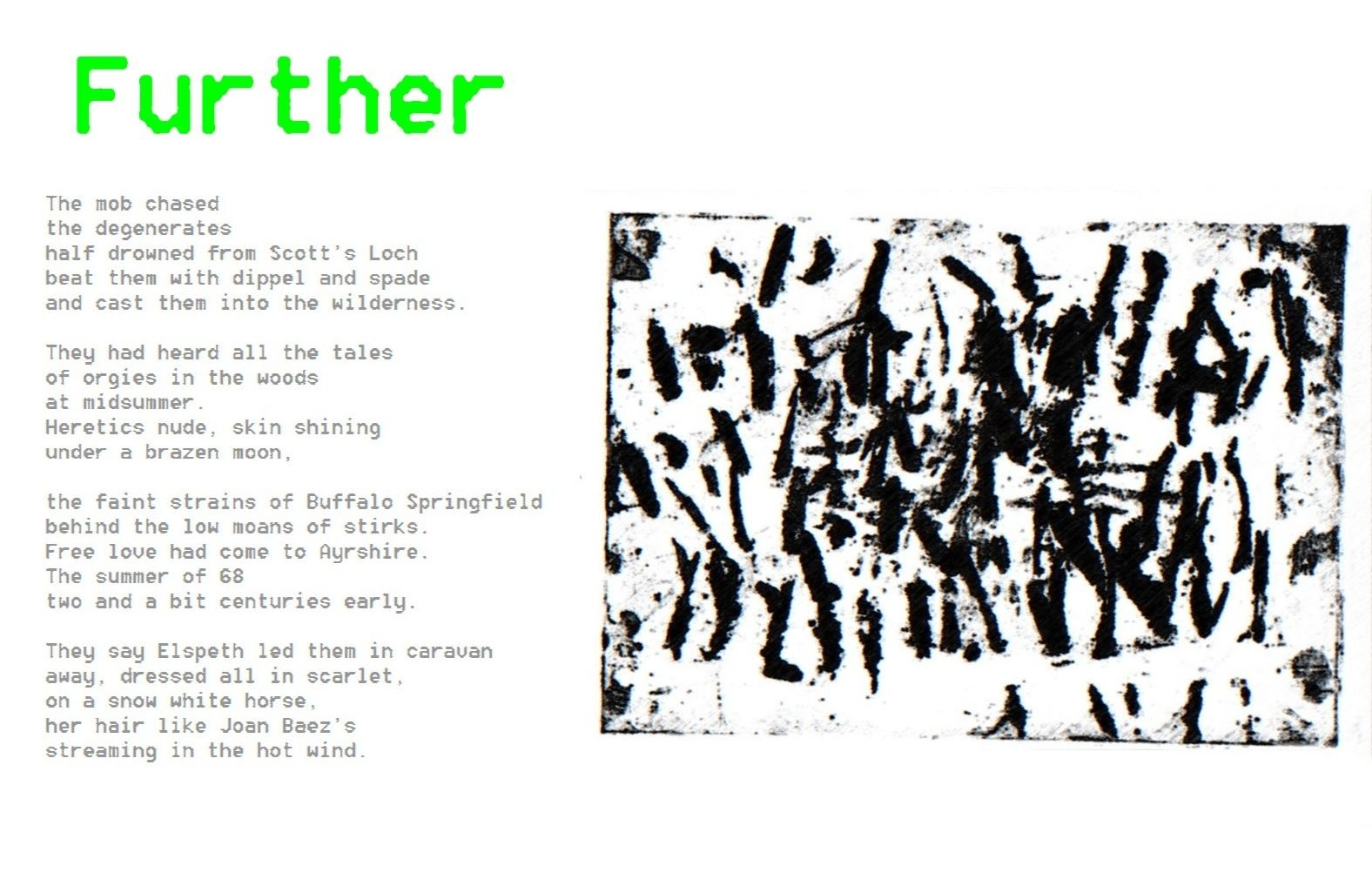 The Poetry Connection - A portfolio of poems and etchings